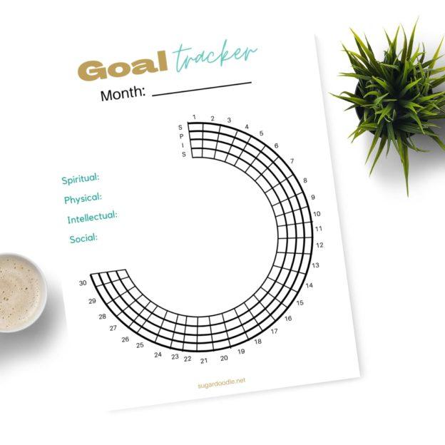 Light the World Goal Tracker